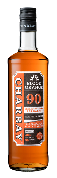 Blood Orange Vodka