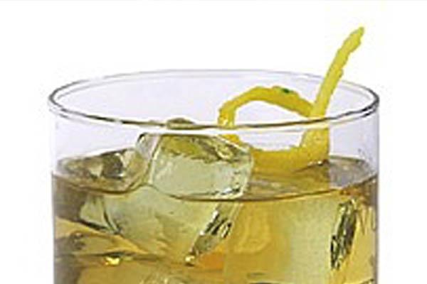 Green Tea Cooler