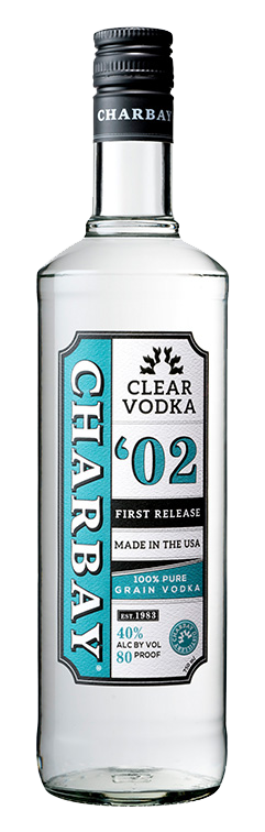 Clear Vodka