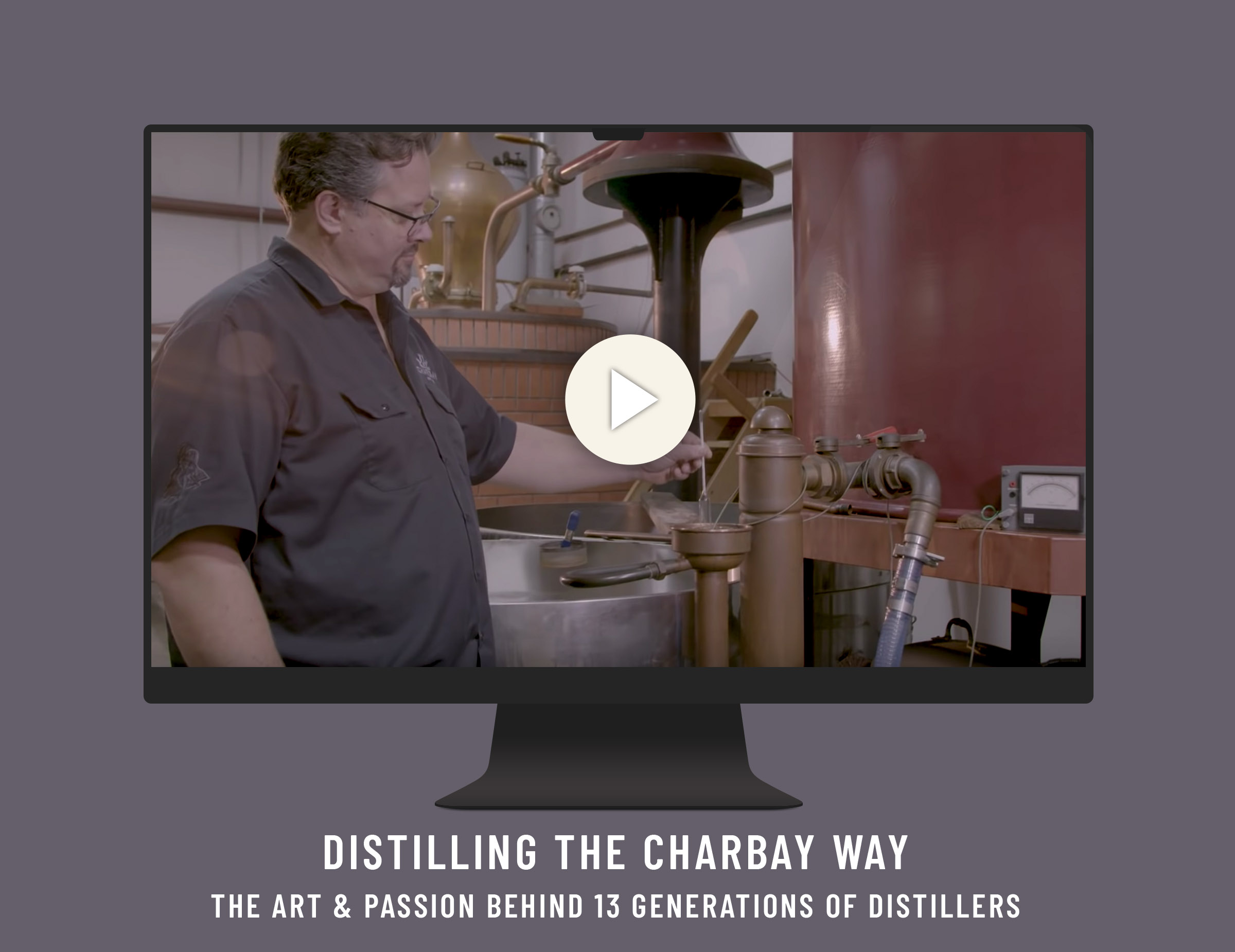 Distilling Charbay Way Video