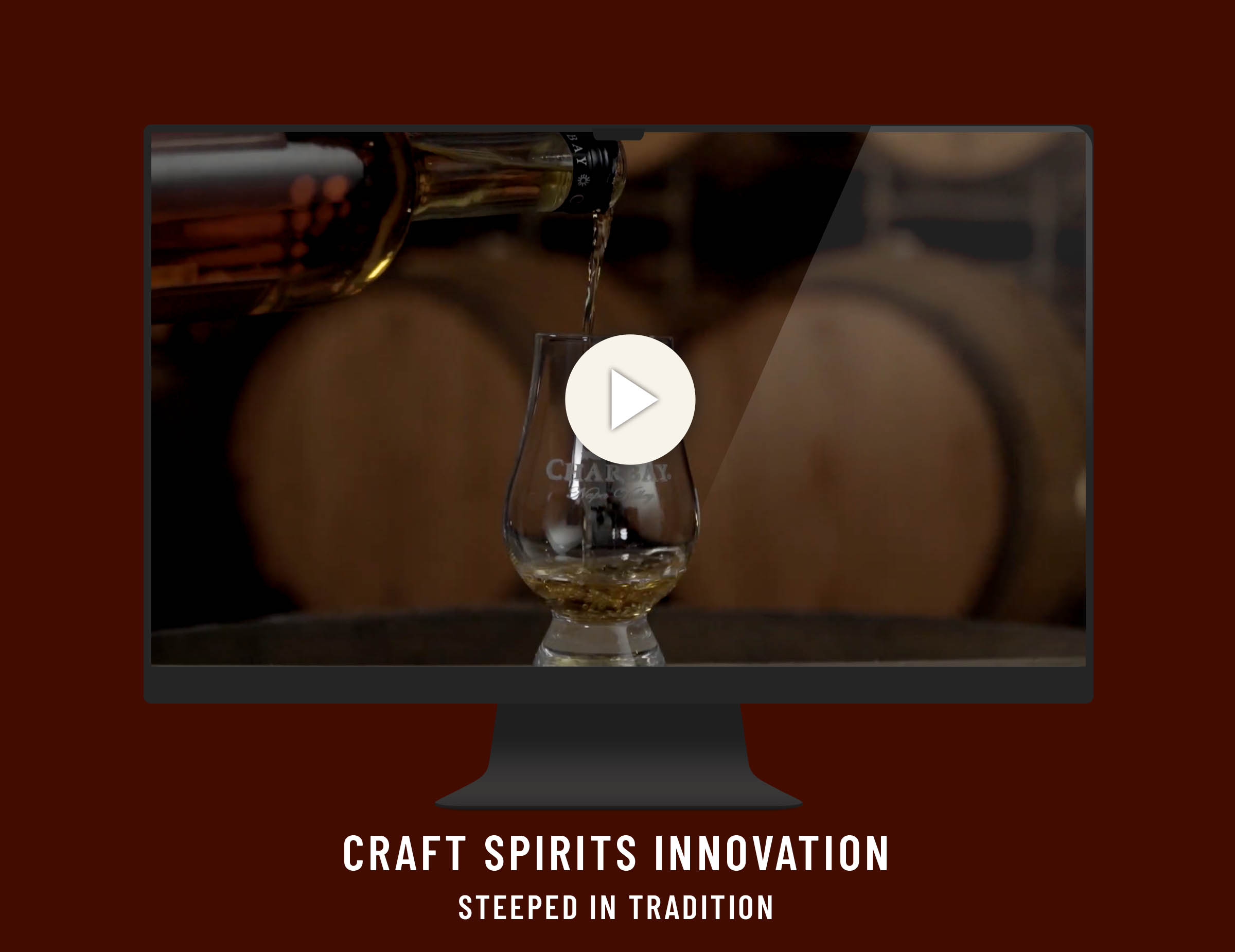 Craft Spirits Innovation Video
