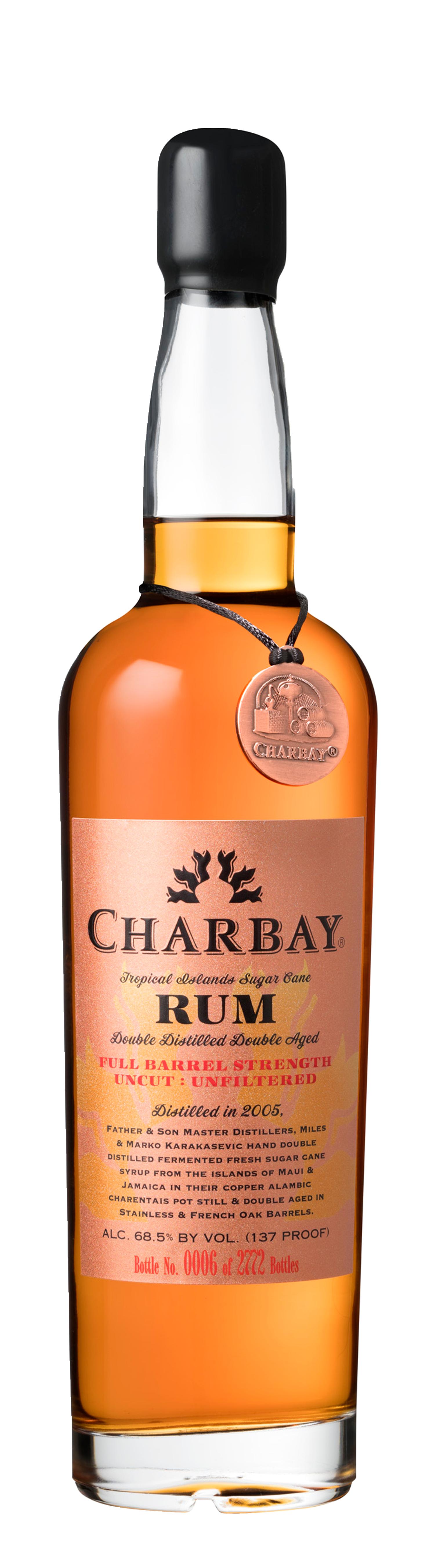Charbay Rum