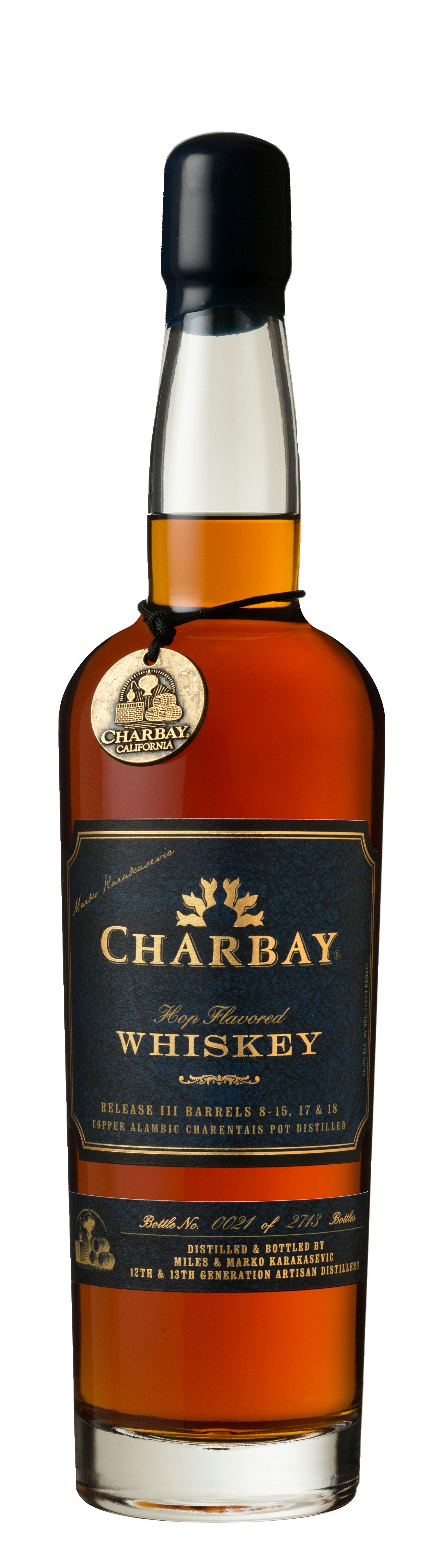 Whiskey Release III